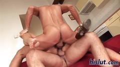 Two massive cocks for ravishing tori