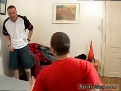 Gay small sex video spanked into submission