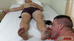 Video boy suck foot gay first time braden fucks sleepy adams feet