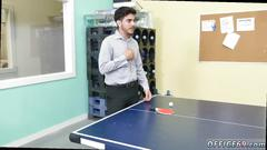 Hung straight men physical gay cpr boner deepthroating and naked ping pong