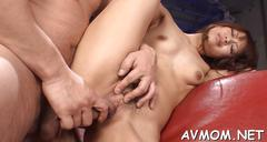 Slutty  finger fucking action japanese feature 5