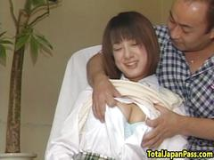 asian, japanese, blowjob, missionary, toy