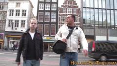 Real dutch hooker spunked