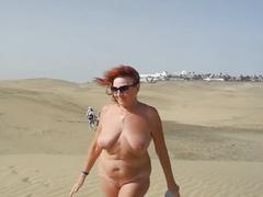 public nudity,