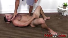 Cute black guys feet movietures gay johnny hazzard stomps ricky larkin
