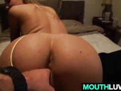 Sexy alina west gets dicked