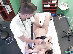 The doctor will see your pussy now