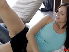 18videoz - sporty couple anal workout