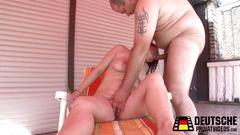 German mature slut gets banged in this hd session