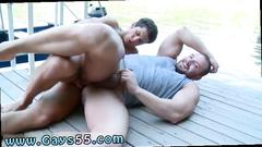 Gay hunk with a tight a ass needs some hard sex