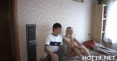 Sexy babe is banged hard feature movie 1