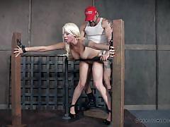 Lorelei lee gets dominated
