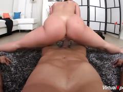 Hot flexi sex with ballerina vinna reed