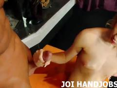 I cant wait to get my hands around your big cock joi