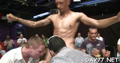 Boys suck a cock in public clip video 2