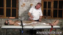 Youtube gay man hairy bondage you know this authoritative stud likes to make a boys pipe