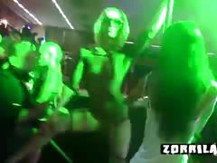 Rave porn party