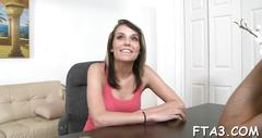 Dude wants to fuck his bitch in office film segment 2