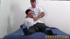 Gay fuck movie feet professor link tickled for better grade