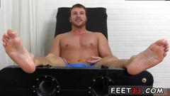 Toe suck boy gay and feet orgies first time wrestler frey finally tickled