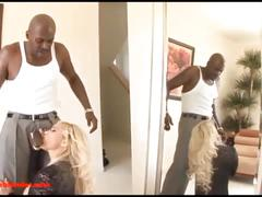 Blacksruinblondes.com super hot worthless blond porn hooker monster black anal