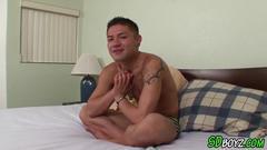 amateur, big cock, bareback, cumshot, masturbation, solo