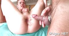 Steamy hot anal drilling hardcore video 1