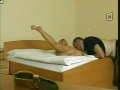 Amateur of a first meeting 18