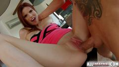 Allinternal threesome action with susana melot movie