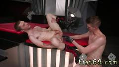 Handsome gay fisting movie seamus oreilly waits arse up as matt wylde dickslaps his