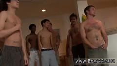 Huge male oral cumshots movie gay first time hellraising bukkake with diablo