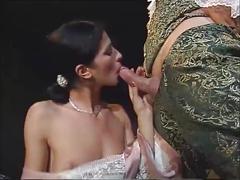 Geiler fick auf der theaterbühne - hardcore on stage
