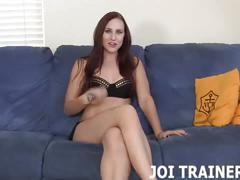 I want to watch you jerk off while i tease you joi