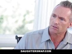 Daughterswap - i fucked my friends daughter behind his back