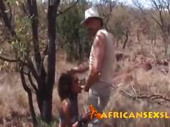 hardcore, sucking, cock, outdoor, interracial, girl, blowjob, riding, ebony, oral, bondage, chocolate, african, safari