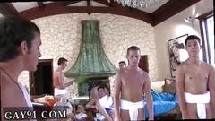 Seniors having gay sex party the capa boys are prepping for their toga soiree by having