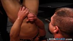 Gay group suck and fist