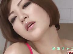 Tomoka sakurai premium nudity and toy fun