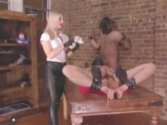 Dog boy, slave meat