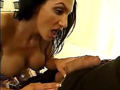 Sydnee steele hot blowjob