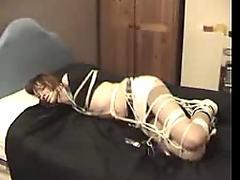 Sammi tv bondage 2