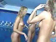 Naked girls by the pool3