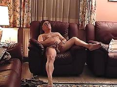 Mature exhibitionist male