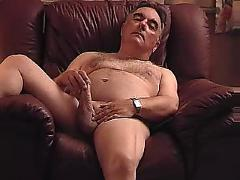 Mature exhibitionist male