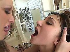 Mandy bright and roxy jezel anal