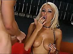 Nikki blond anal