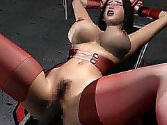 3d hentai redcat get cum inside