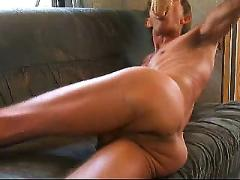 Extreme fist and double anal penetration