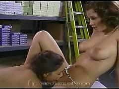 Lesbian kissing - 3 girls - 2 kiss (all parts)