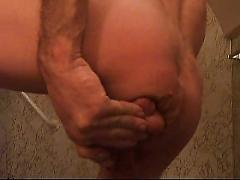 Extreme cock, anal, piss